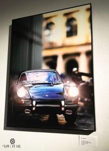 Porsche in Paris by Eric Otto