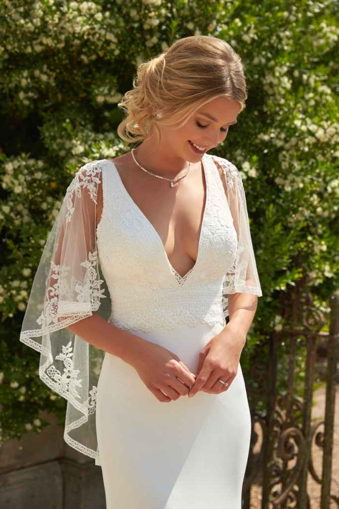 Romantica Barbara wedding dress
