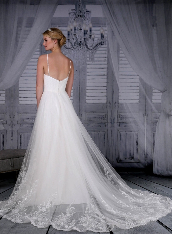 Signature Bridal Piper back