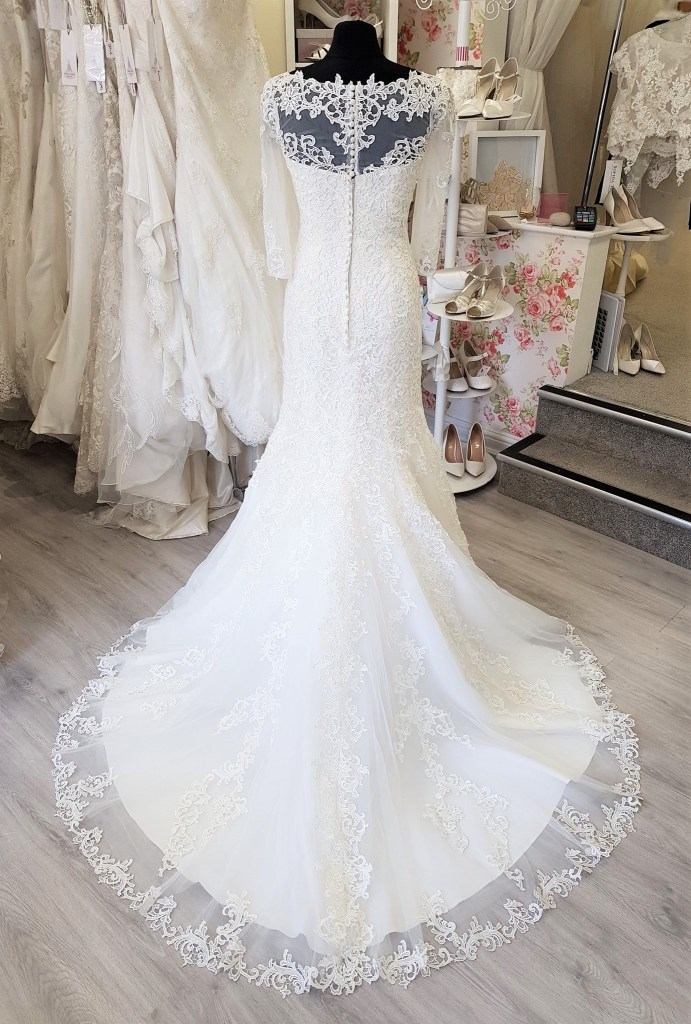 Wed4less wedding dress