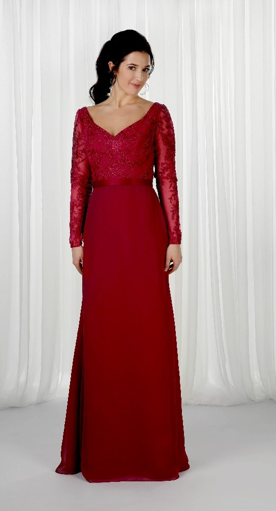 Bridesmaid RDM1087_Plum