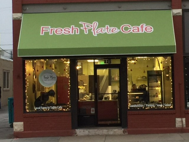 Fresh Plate Catering & Cafe