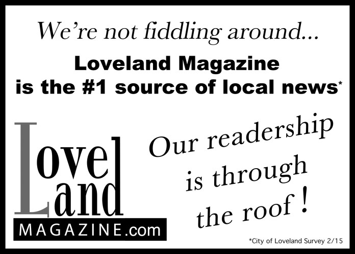 Loveland Magazine ad 2-15 B&W