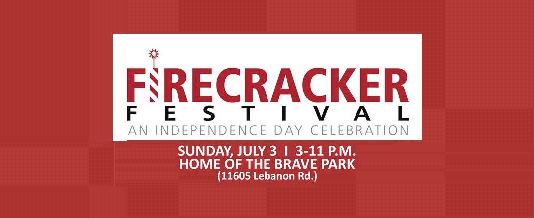 Firecracker Festival Is Sunday July 3rd At Home Of The Brave Park In