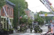 Downtown Fire - 4