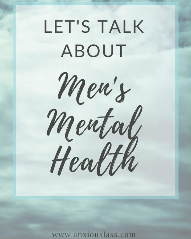 Image result for men and mental health