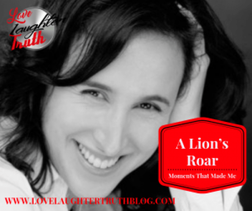 Sonia Rosenblatt - A Lion's Roar
