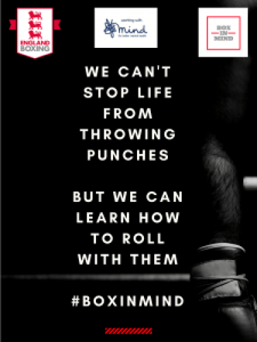 boxing and mental health - roll with the punches