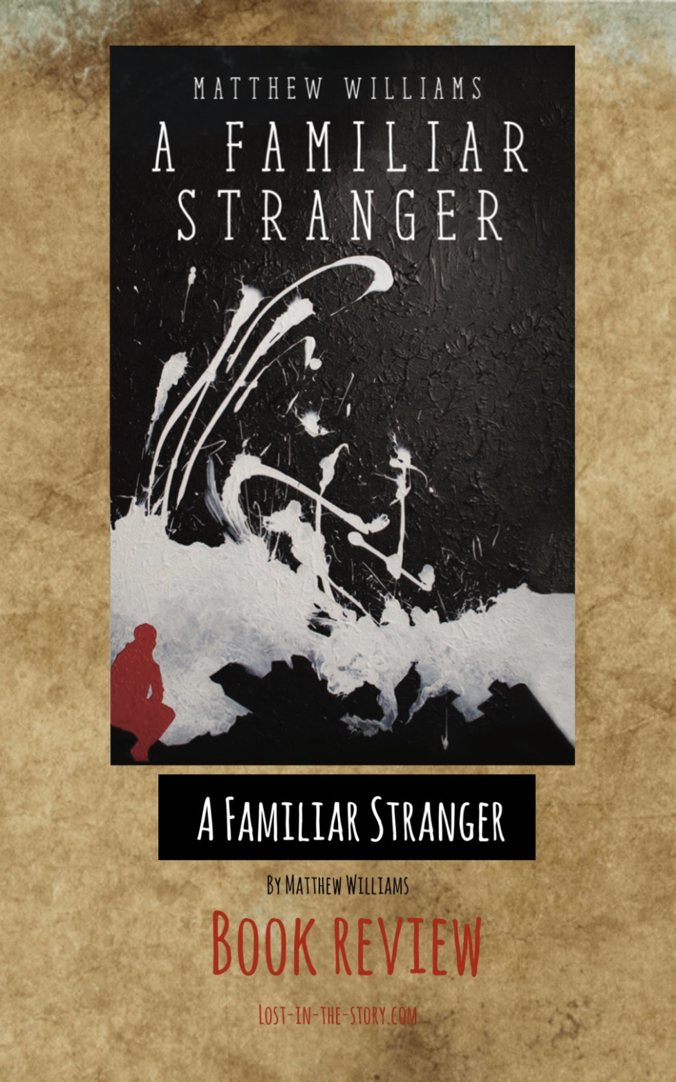 A Familiar Stranger – Book Review by Lost In The Story