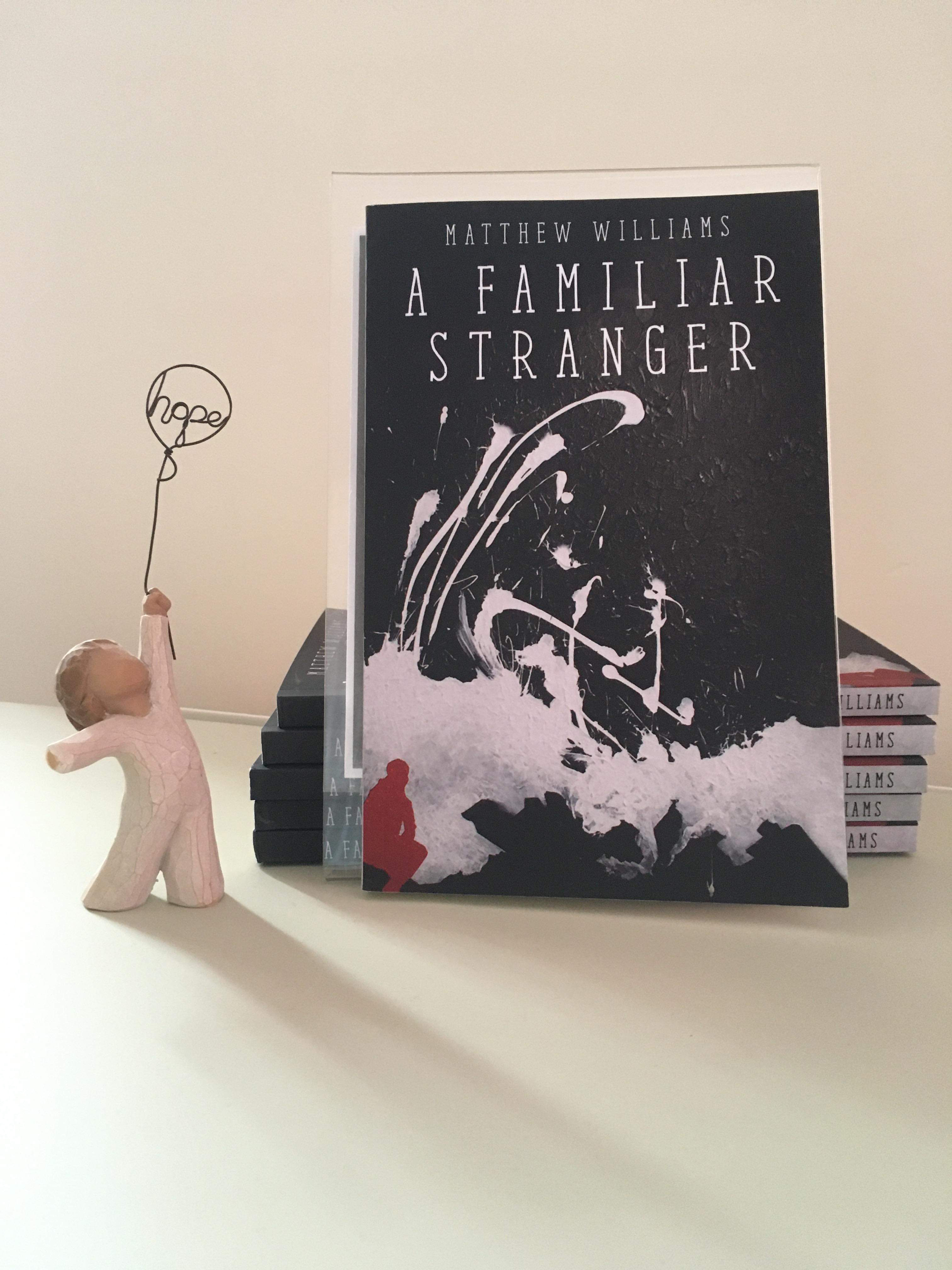 Vlog: Introducing 'A Familiar Stranger'