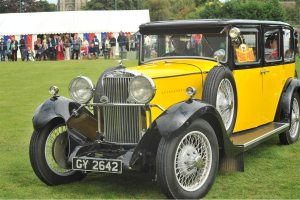 Whats on in Lavenham Classic cars