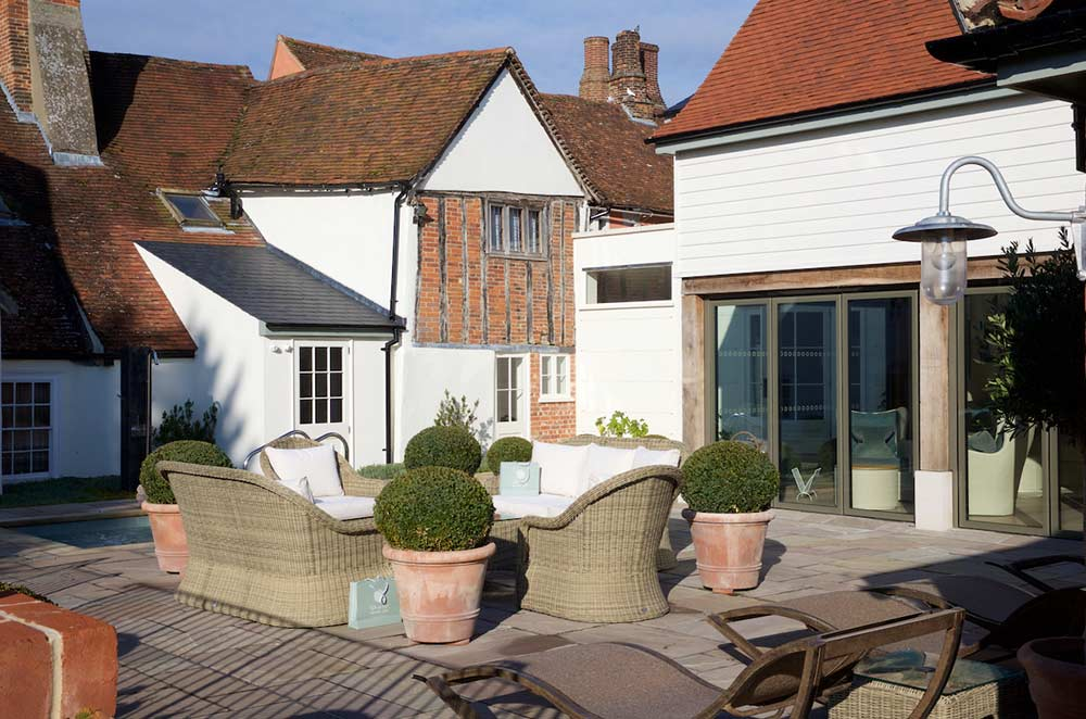 Weavers House Spa - Lavenham Suffolk