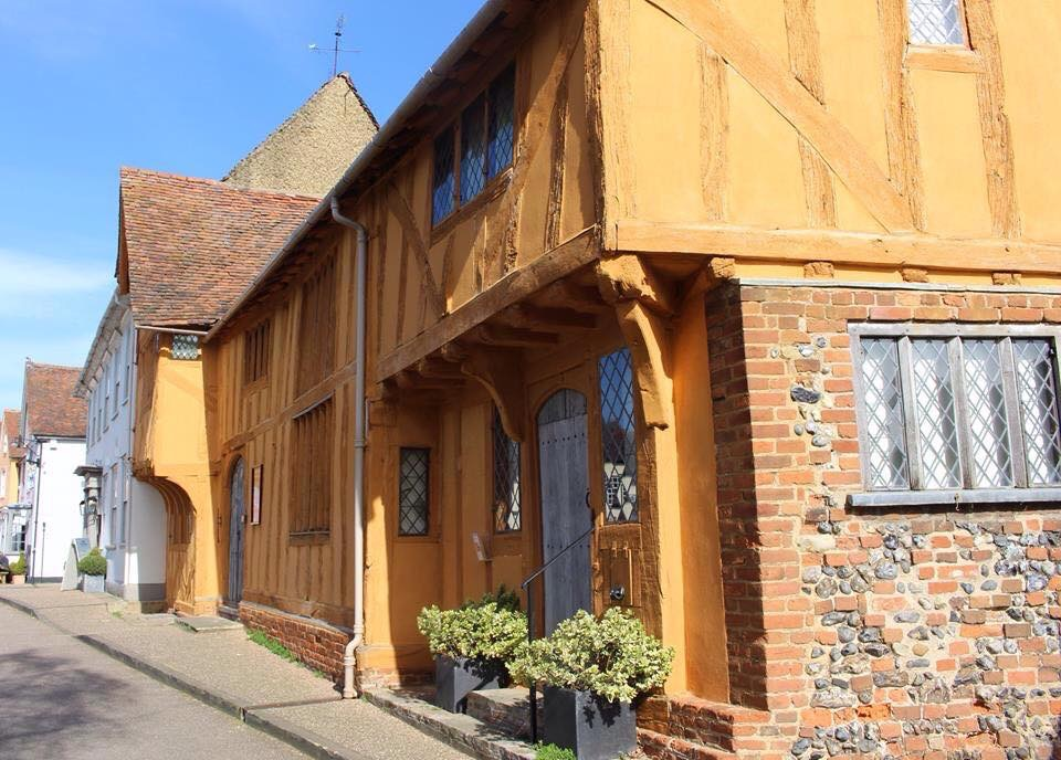 Little Hall, Lavenham, Suffolk