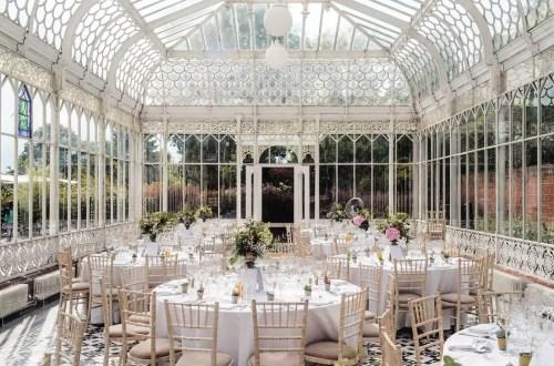 receptions london wedding venues