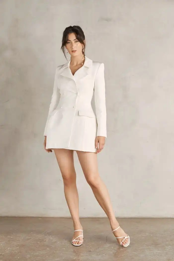 Daniella Frankel | Suit Wedding Dress