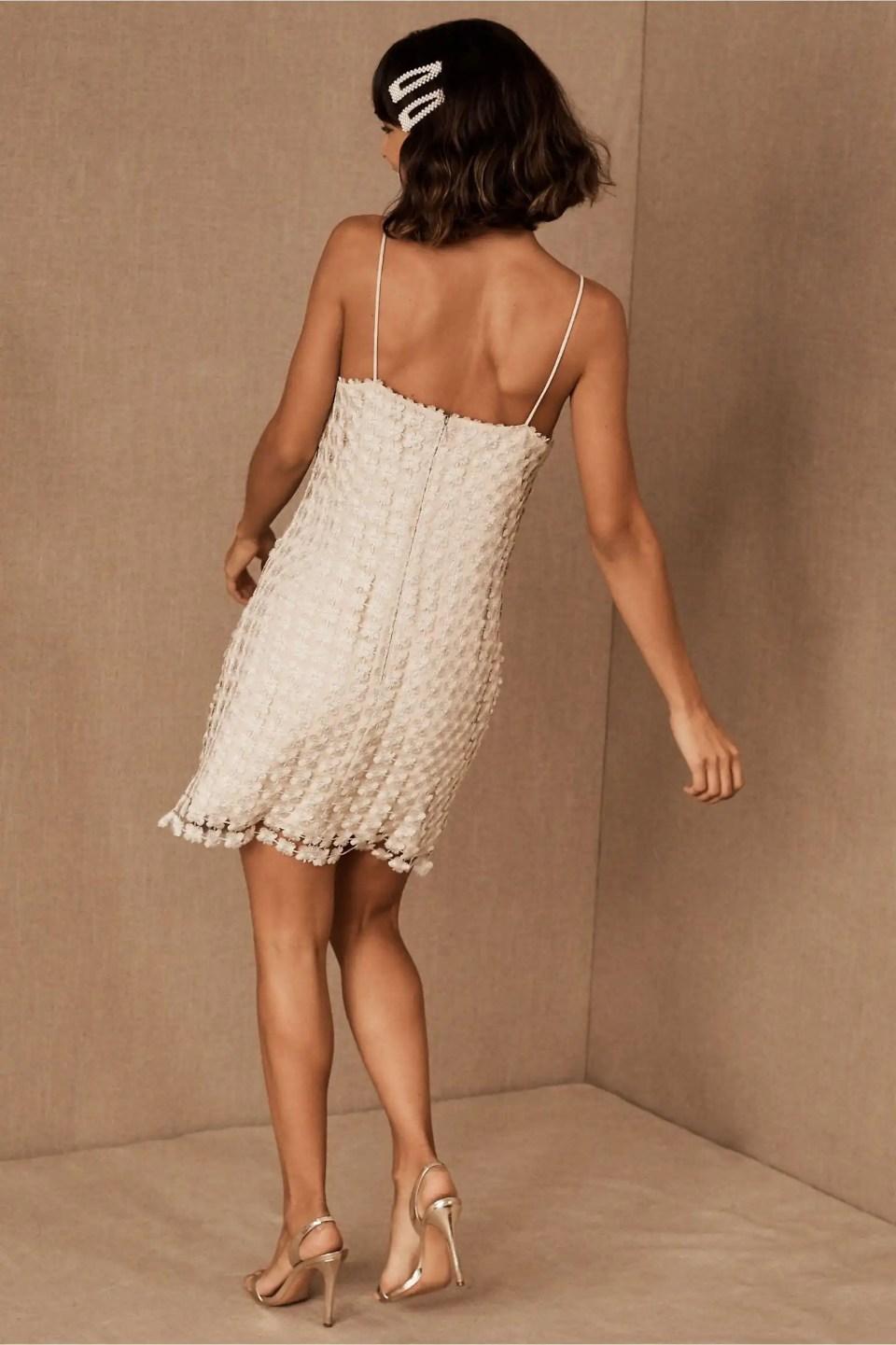 Elliatt Rosay 1920s Wedding Dress