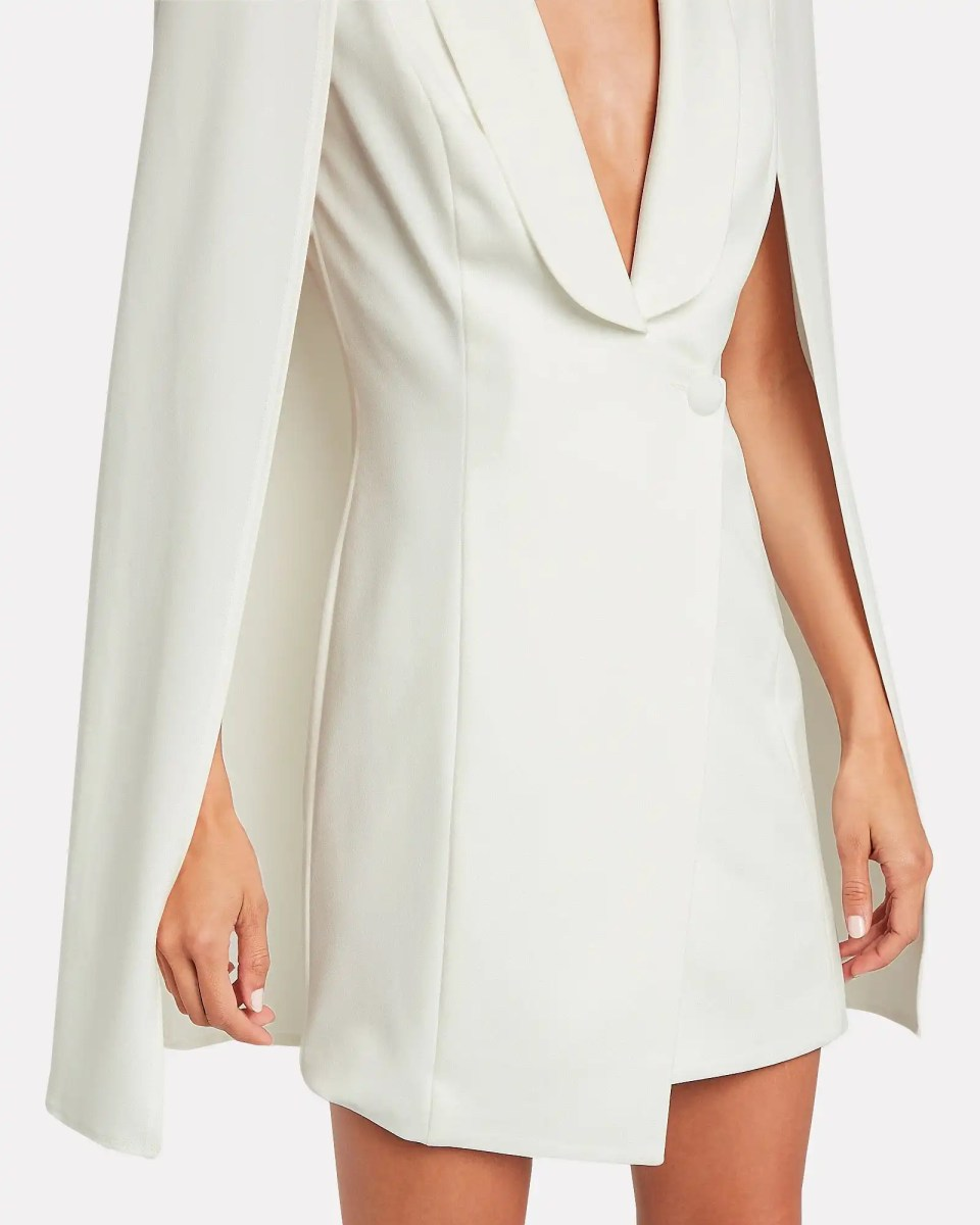 Katie May Cape Dress