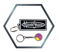 Custom Keychain Lifebeats