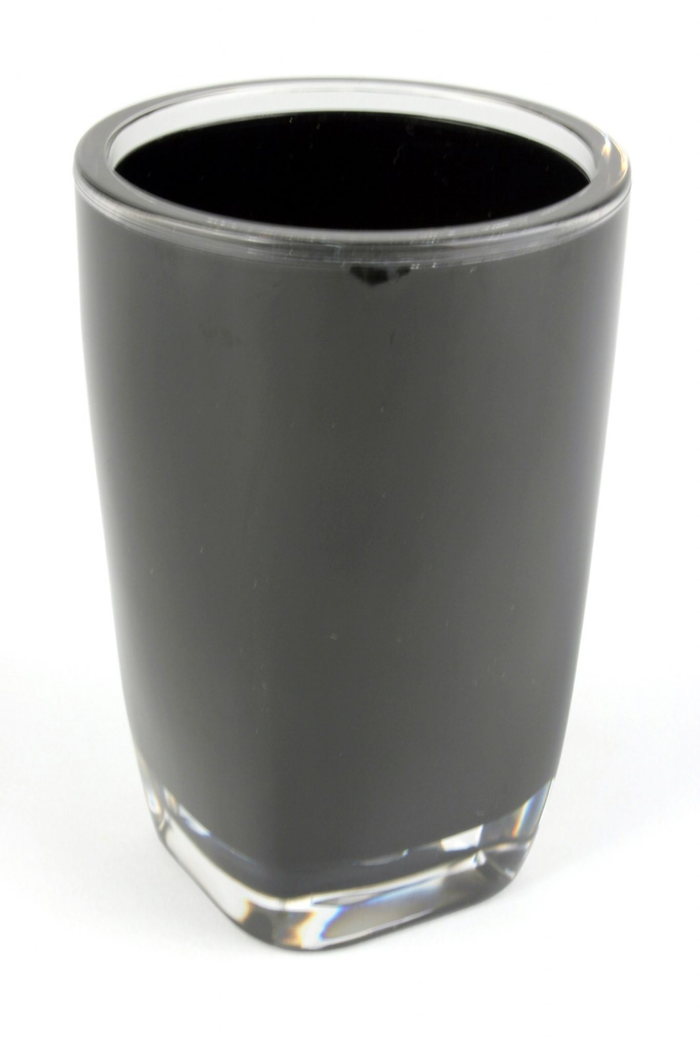 Acrylic Bathroom Tumbler Plastic Bathroom Water Cup 260ml