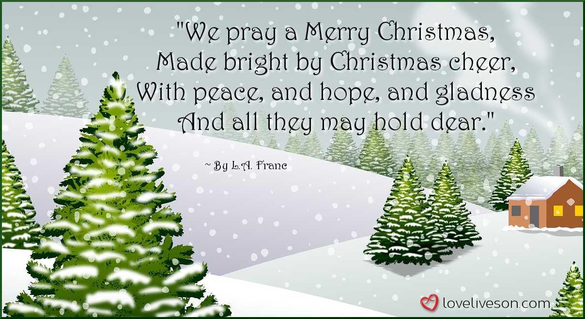 30 Best Christmas Poems For Kids Love Lives On