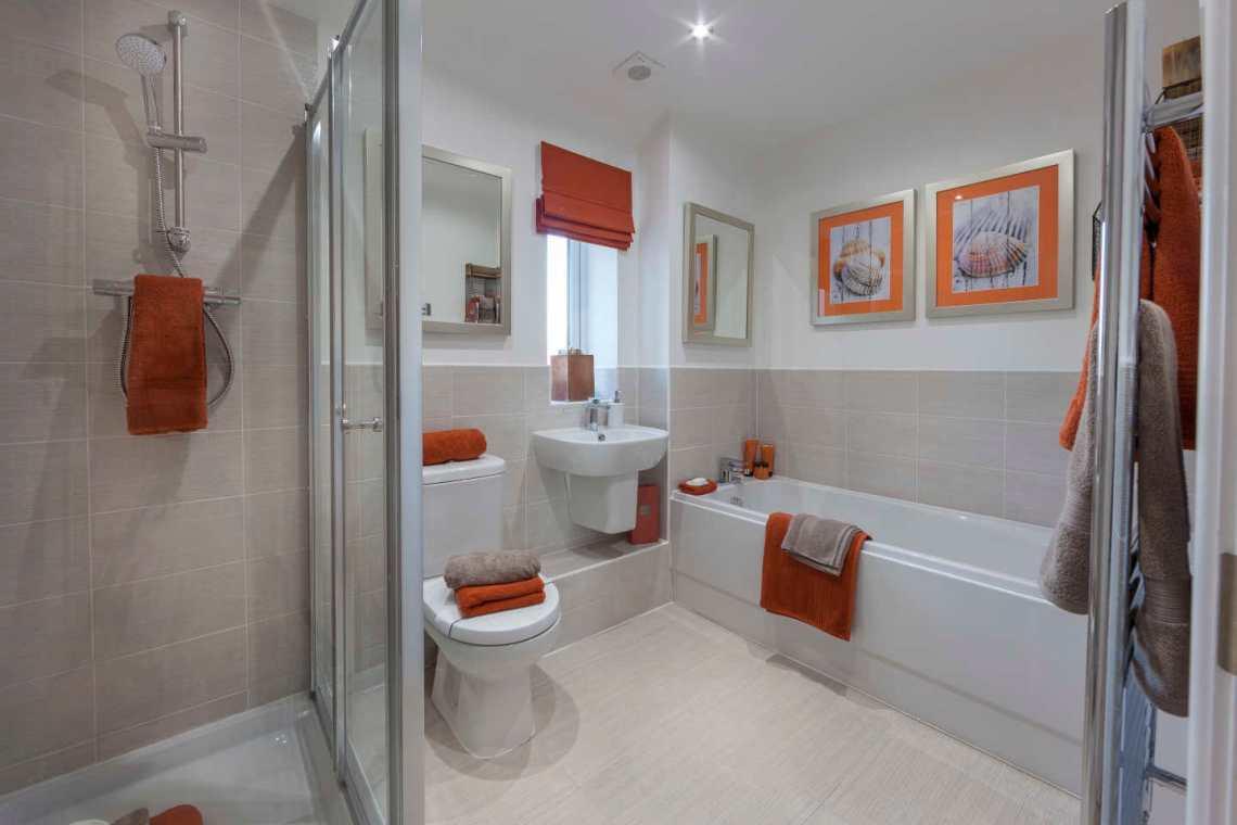 Bathroom Ideas | Bathroom Design Ideas | Lovell Homes