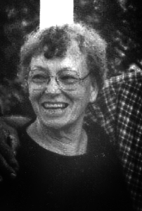 "Virginia ""Nanny"" Lee  Hall Townsend"