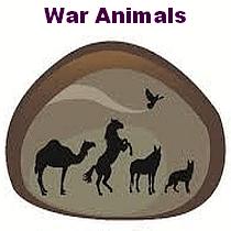 war-animal-logo