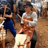 LTF-wooden play sword-making for kids