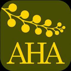 AHA logo 205 x 205