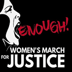 women's march 4 justice image