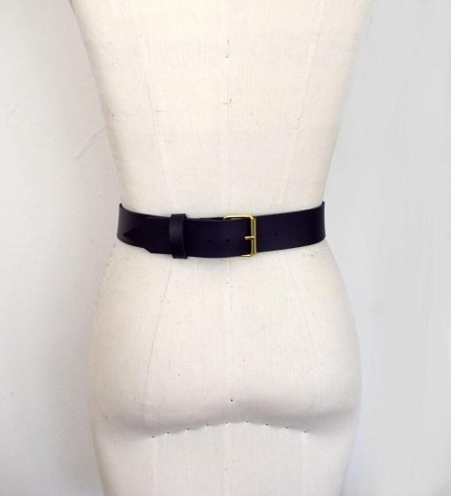 cross leather harness belt, lovelornlingerie