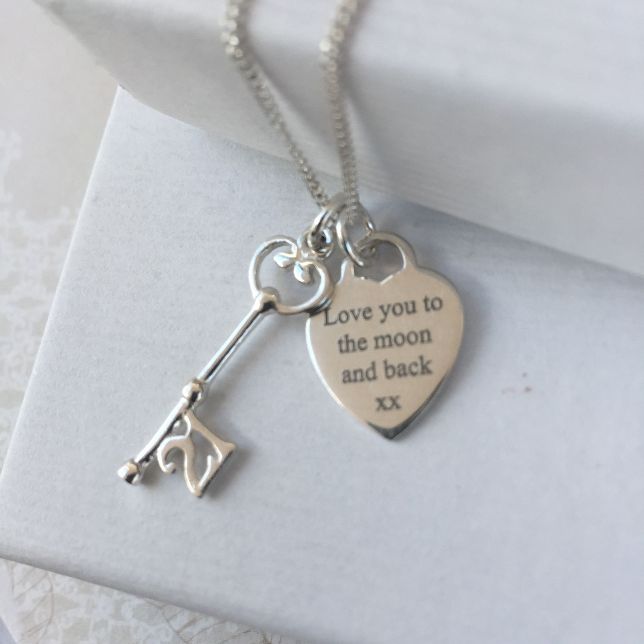 Special 21st Birthday Gift For A Daughter Free Engraving