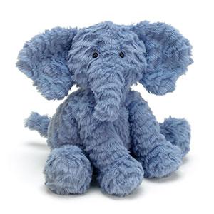 Jellycat - Peluche éléphant medium.