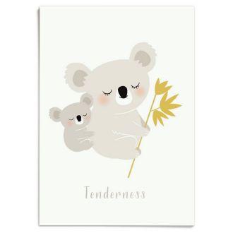 ZÜ Affiche Koala.