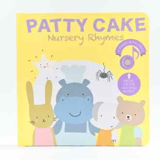 Livre sonore et musical Patty Cake par Cali's books