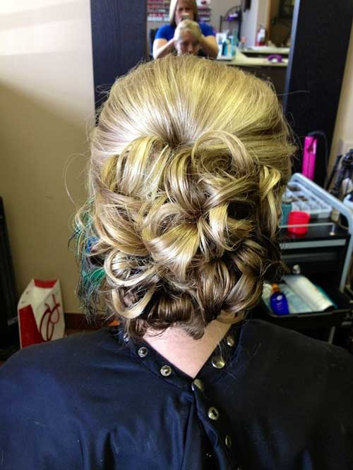 Best Hair Updos For Medium Length Hair Hairstyles And