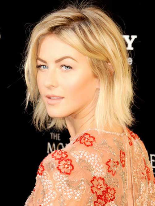 20 Chic Short Medium Hairstyles For Women Hairstyles And