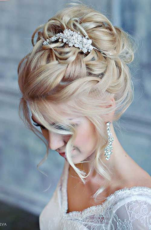 25 Wedding Hair Styles For Long Hair Hairstyles And