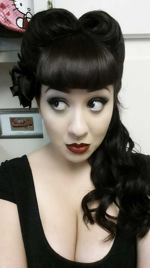 Rockabilly Style Hair For Ladies Hairstyles And Haircuts