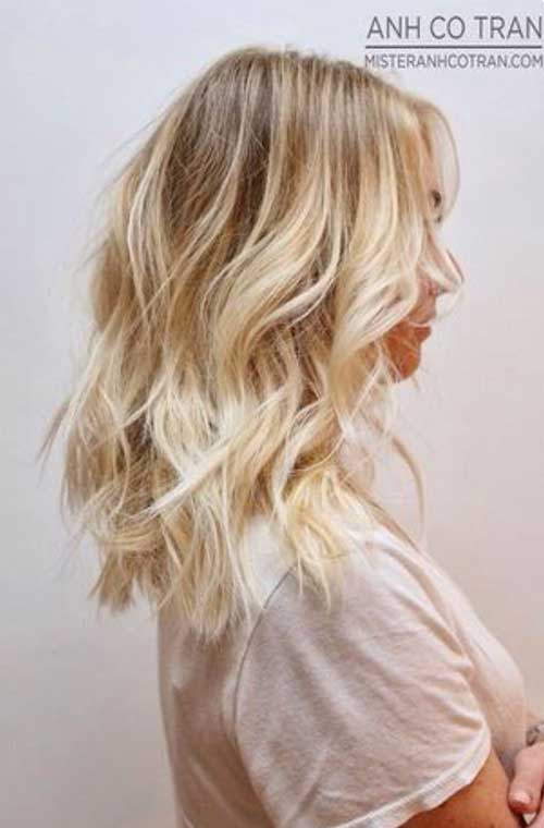 Trendy Mid Length Hair Cuts Hairstyles And Haircuts