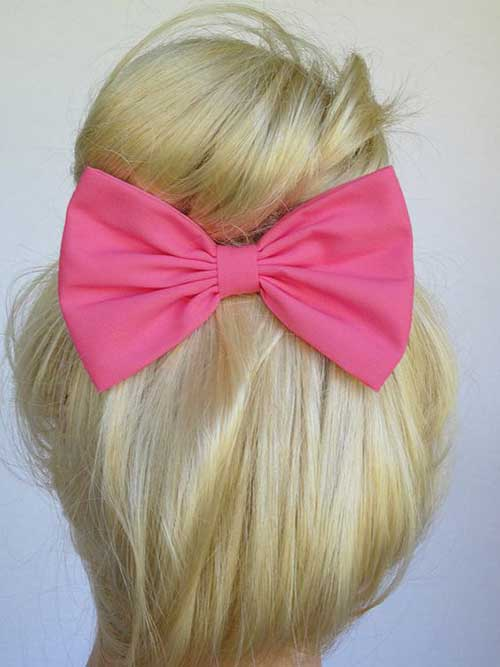 From Drab To Fab Gorgeous Hairstyles With Bows
