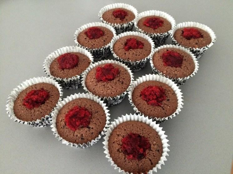 Und mit Red Velvet Cake verschliessen