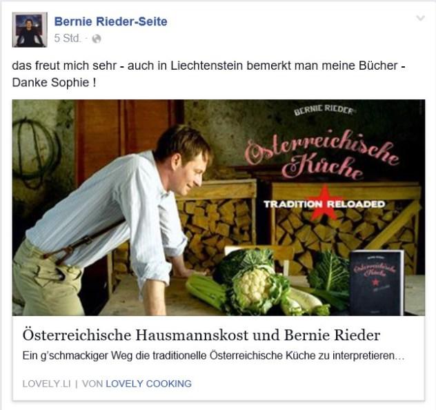 Bernie Rieder lovely.li