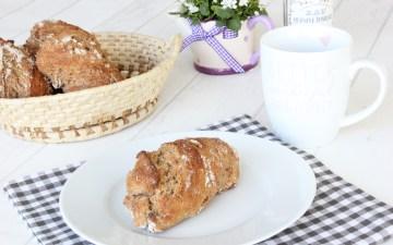 Frühstücksbrötchen mit Fenchel