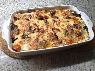 Feigen Lasagne