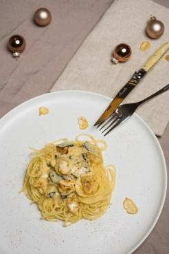 Trüffelspaghetti