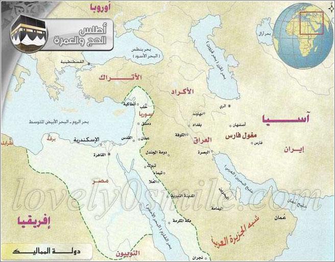 الصراع بين المسلمين والصليبيين