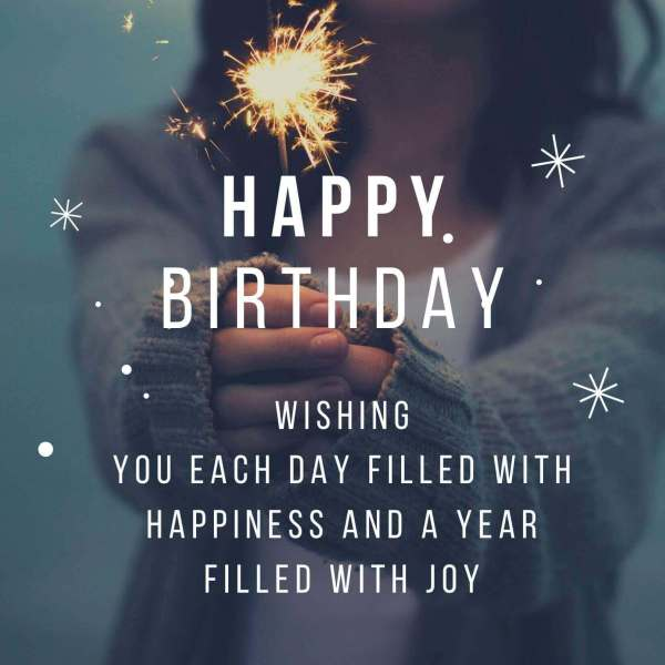 Birthday Wish for Cousin Free Image