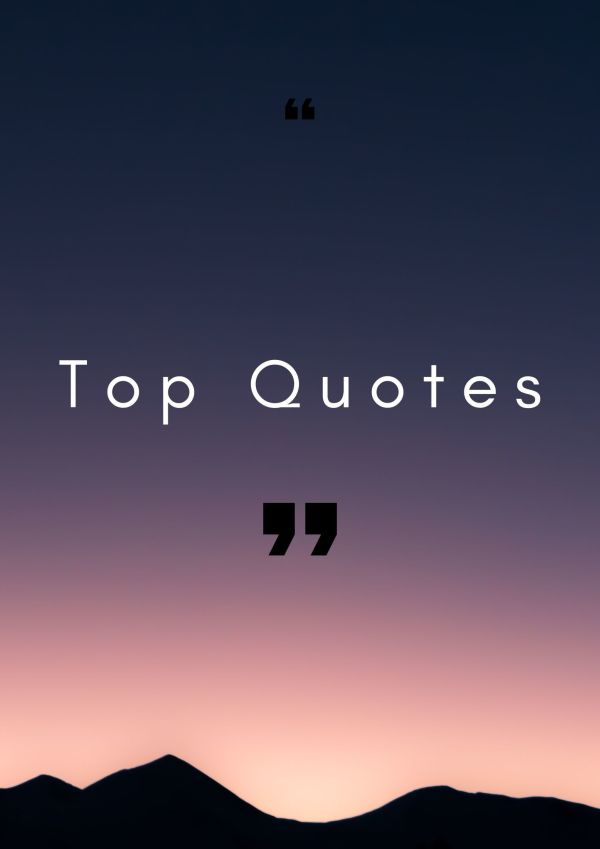 Top Quotes