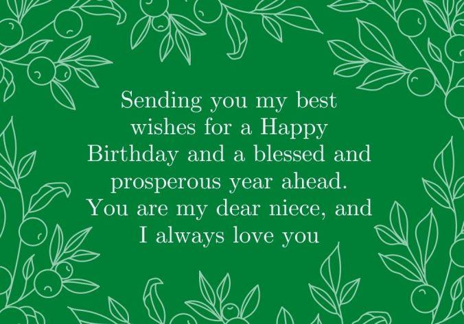 Happy Birthday Niece image download